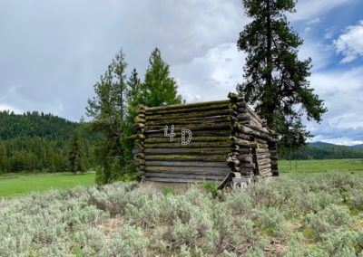 4D cabin sign
